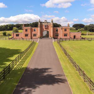 Grand Lodge, Horsey Lane, Longdon, Staffordshire